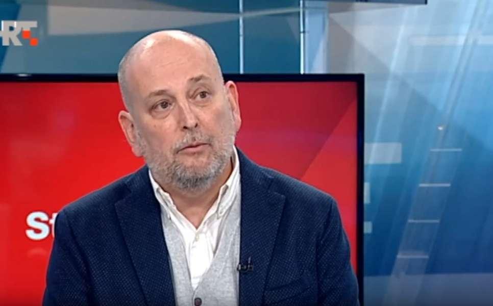 Gostovanje dr. Tomislava Flegar u emisiji Studio 4 na HTV 4