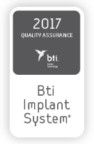 Biotechnology Institute implant system